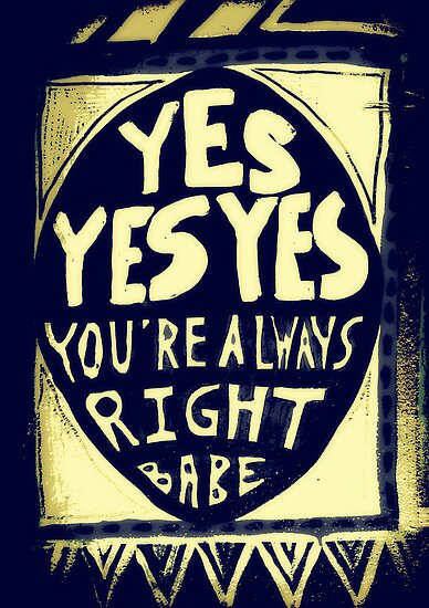 yes yes yes by greg angus