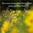 ~ Grace to you ~ by Donna Keevers Driver