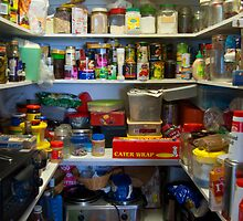 Pantry Portrait- Ray by claire-virgona