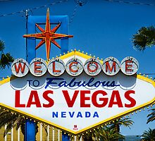 Welcome to Las Vegas by Brett Perucco