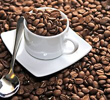 Coffee Break by Stephen Mitchell