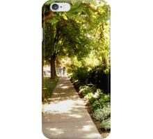 Stroll iPhone Case/Skin