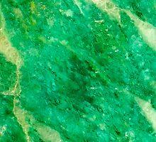 Amazonite by M. van Oostrum