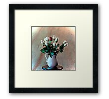 The Unidentified Rose Framed Print