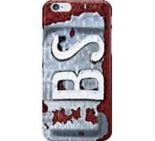 BS iPhone Case/Skin