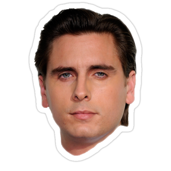 scott disick by raquala