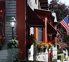 East Greenwich, Rhode Island, USA by AnnDixon