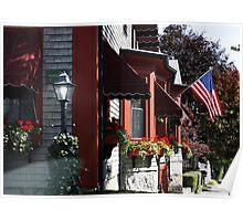 East Greenwich, Rhode Island, USA Poster
