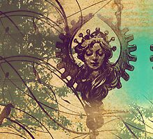Lady Deco by CalicoCollage