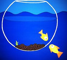 Fish Love by Alexis  Reber