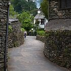 Dove Cottage Grasmere by Pauline Tims