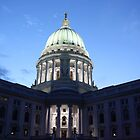 Madison Capitol by Kelley Shannon