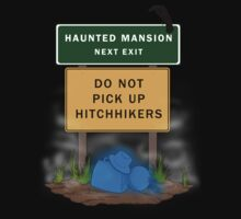 Beware of Hitchhiking Ghosts by Jeremy Kohrs