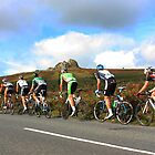 Tour of Britain comes to Dartmoor. by jwgrayman