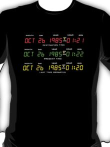 Time Circuits T-Shirt