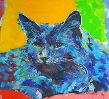 'the Sunday lounge' by Cat Leonard