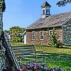 One-room School Church Calendar by djphoto