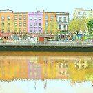 Colorful Dublin by Louise Fahy