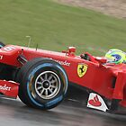 Felipe Massa - Ferrari F2012 by MSport-Images