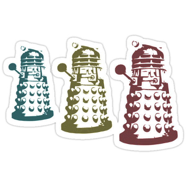 We Are Dalek by Ian Cain