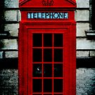 Telephone Box by haigemma