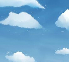 Clouds paint by Colorsark