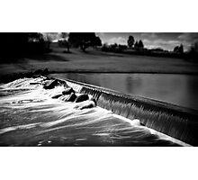 Rainy days Photographic Print