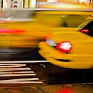 NYC Taxi  by sxhuang818