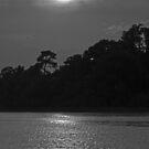 Sun set or Moon rising? by Paul Kavsak