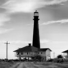 Point Bolivar Lighthouse by SuddenJim