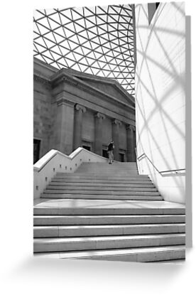 British Museum by Julia Milner