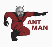 Ant Man by Aimee Conway