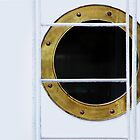 Porthole &amp; Ladder by Laurie Minor