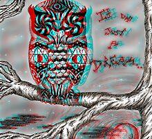 Dream Owl (3D) by eurodak