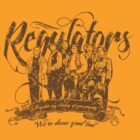 Regulators - Young Guns by tshirtgk  .com