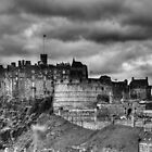 Edinburgh castle by PatisPaton
