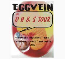 EggVein Tour T-Shirt 2012 by grubbanax