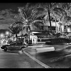 South Beach Streets by Ruberman Rodriguez