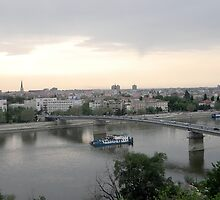 Novi Sad by Ana Belaj