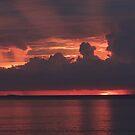 Another wonderful Sunset - Otra maravillosa Puesta del Sol by PtoVallartaMex