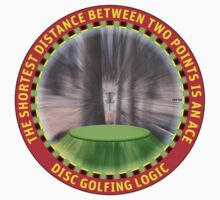Disc Golf Logic by perkinsdesigns