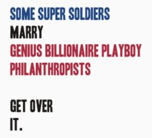 Some Super Soldiers Marry Genius Billionaire Playboy Philanthropists by Abigail-Devon Sawyer