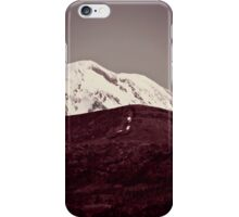 Mount St. Helens  iPhone Case/Skin