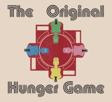 The Original Hunger Game - Hungry Hippos by oawan