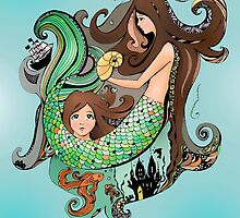 the little mermaid by deedeedee123
