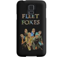 Fleet Foxes Samsung Galaxy Case/Skin