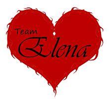Team Elena by MsHannahRB