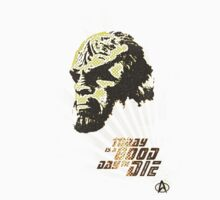Worf - A good day  by retropopsugar