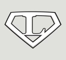 Super Cool White L Logo by adamcampen