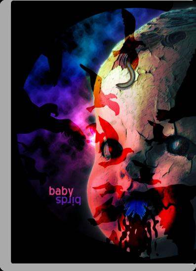 Baby Birds by fuskanora